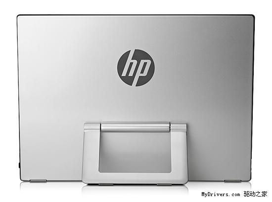 厚度仅1cm 惠普液晶显示器L2201x亮相