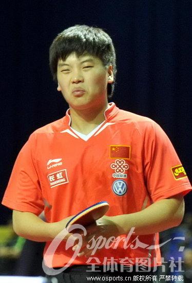 世乒赛 郝帅 木子4 0横扫晋级 打响国乒第一枪