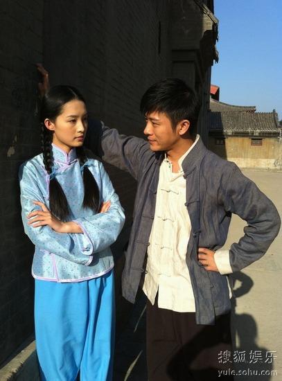 《落难神偷》中林申与李沁