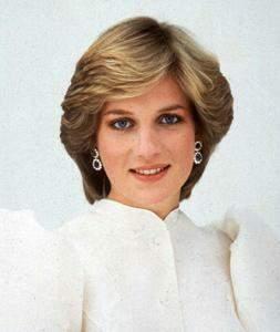 戴安娜 戴安娜 图片 互动百科-戴安娜王妃 戴安娜 戴安娜王妃婚礼