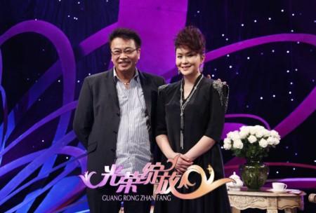 金牌配角吴孟达 做客《光荣绽放》