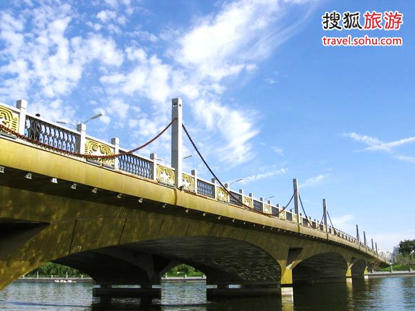 通州运河新景