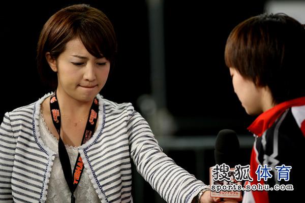 日本美女主播采访