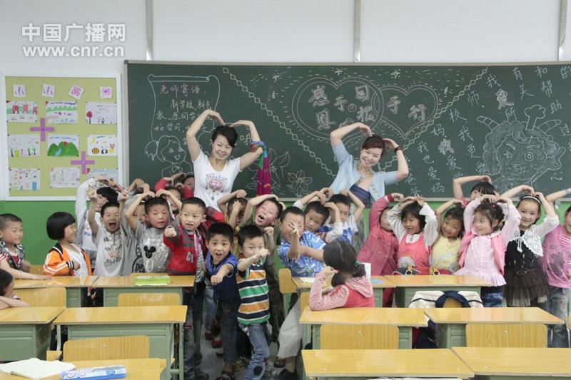 汶川地震重建三周年之映秀小学(组图)