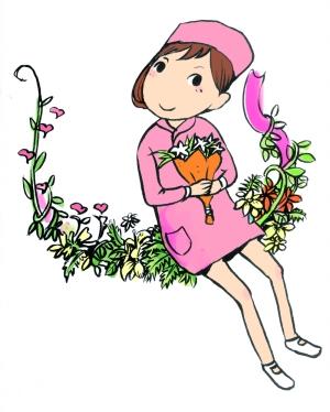 512护士节,随手拍解救漫画护士(美女)爱有小组图图片