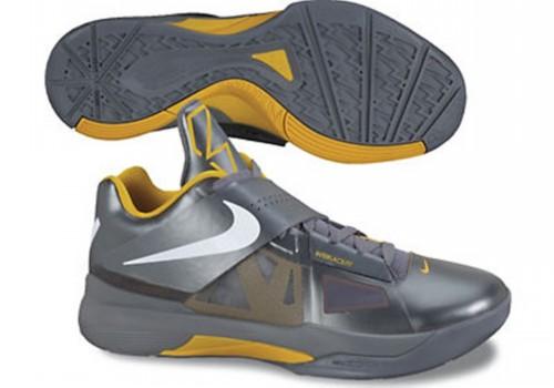 杜兰特9代战靴