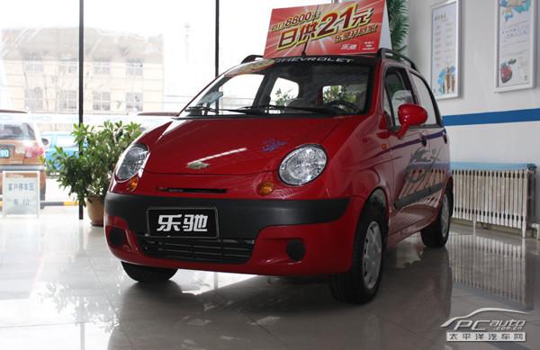 雪佛兰乐驰1.2红色豪华版特价44800(组图)