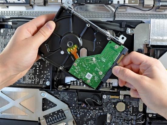 悲剧!苹果最新款iMac硬盘无法更换