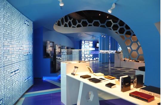 向世界展现品牌实力 欧达dv荣登深圳市工业展览馆(组图)图片