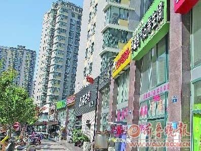 欧式花店门头效果图; 家大型商业项目皆分布于太白路沿街;
