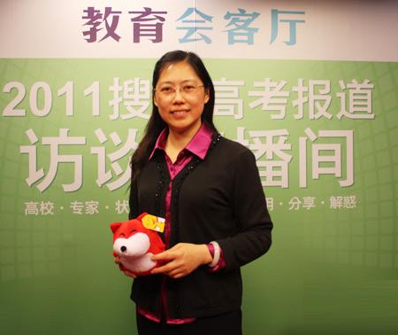 中国石油大学老师史庆介绍2011学校招生计划。
