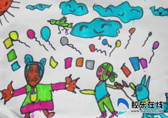 侯嘉伟 通讯员 姜 恺)智障儿童作为特殊人群,其才艺展示一直受到社会图片