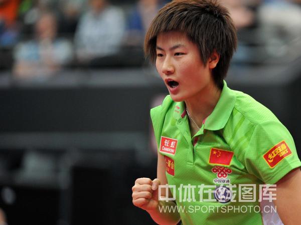 决赛4-2李晓霞