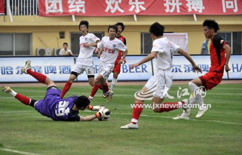 辽足的国脚于汉超成为了八一体育场球迷最不想看见的球星