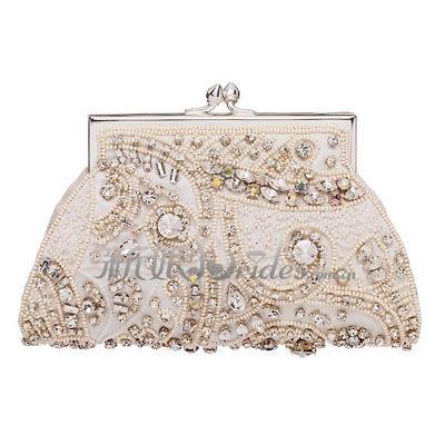 新娘手包( 新娘手袋),典雅的设计风格,让你添加活泼迷人的美感.