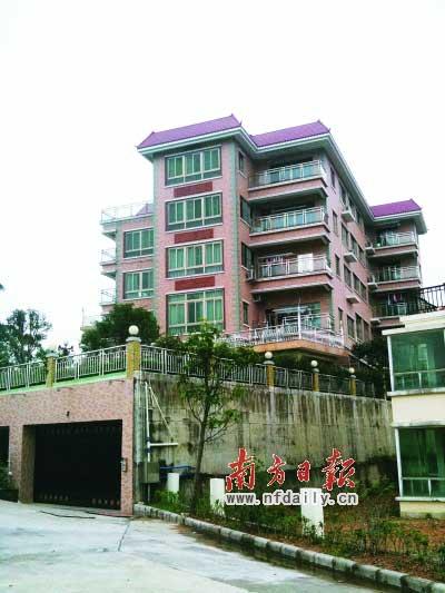 广州城管回应世界冠军 违法重建别墅必须全拆