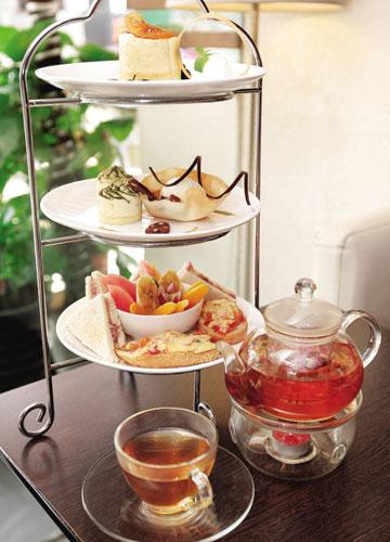英国的下午茶文化