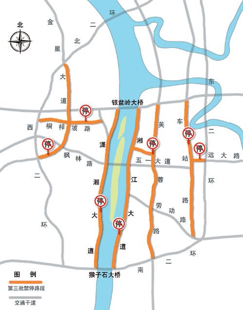 湘江大道开福寺文化广场地下停车场