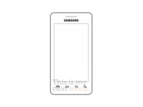 4.5寸双核Android 三星Hercules首曝光