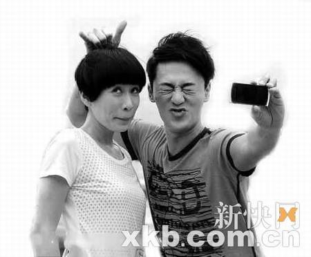 林峰被赞有喜剧天分