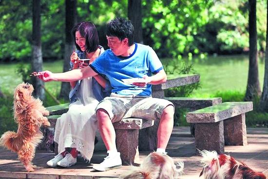 江一燕,张默等主演的电影《假装情侣》即将于6月24日