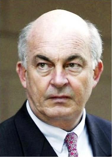土耳其前财政部长凯末尔?德尔维什。