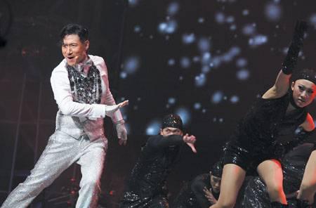 张学友南京演唱会