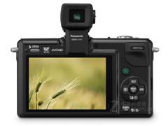 最小巧单电相机 松下GF2双镜头套机降价