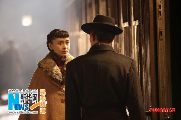 范冰冰隆裕太后造型古典美 Angelababy恋上刘德华