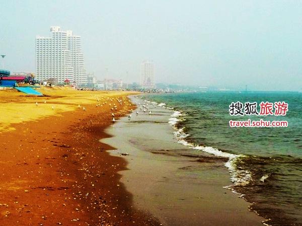 南戴河 图片来源:飞翔的心(搜狐博客)感谢!