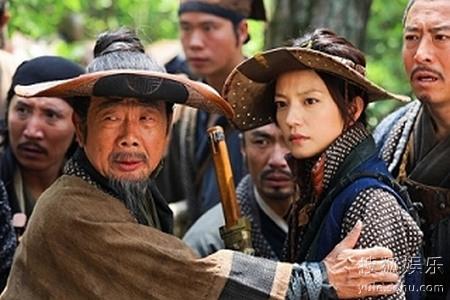 午马曾出演李仁港电影《锦衣卫》
