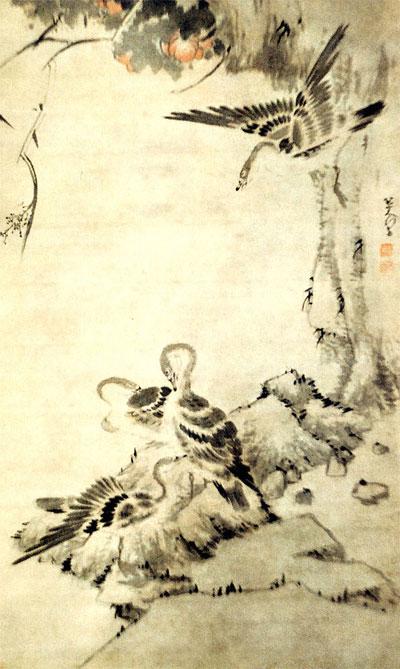 组图:中国古代十大画家