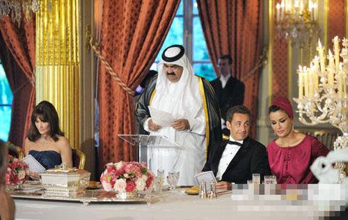 法国布吕尼_阿拉伯国家美丽的第一夫人(组图)-搜狐滚动