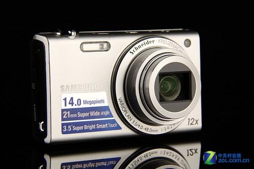 智能滤镜助力创意影像 三星WB210评测