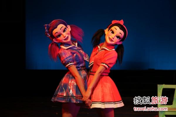 国家大剧院《我和我的影子》 图片来源:官网