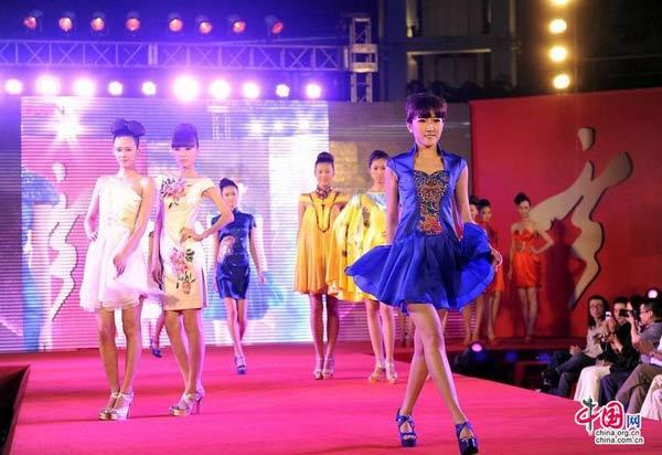 第十一届中央电视台模特电视赛落户宜春