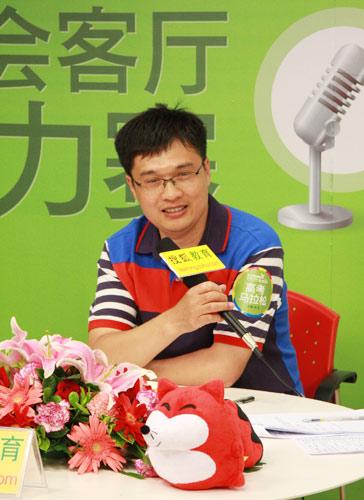 齐林泉(中国教育新闻网总监、中国教育报记者)
