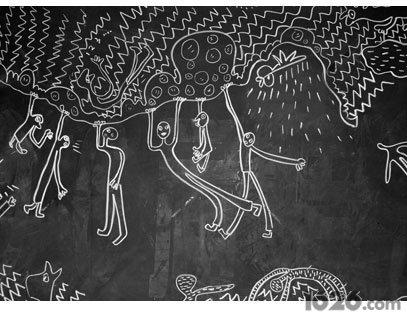 创意黑板画; 婚礼创意舞蹈分享_第6页_好合网;