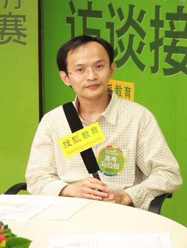 梁挺福(著名升学规划专家、高考志愿专家)