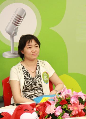 张勇燕(北大方正教育心理研究院副院长)