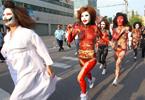 妓女抗议游行 妓院该合法吗?