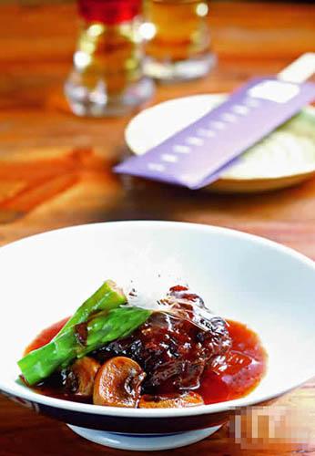 日式番茄汁烩鹿儿岛A4和牛$88