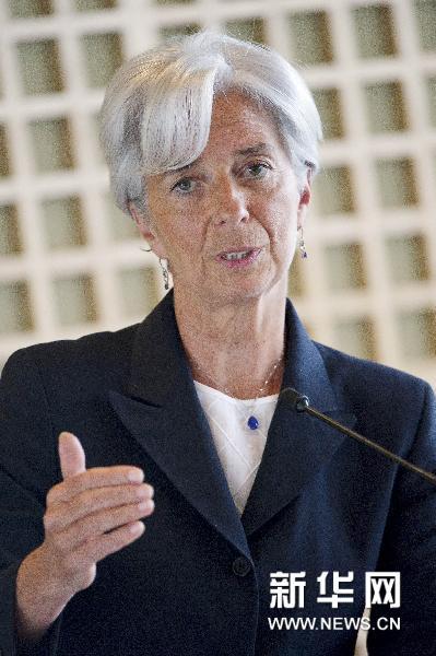 子可能成IMF首位女总裁