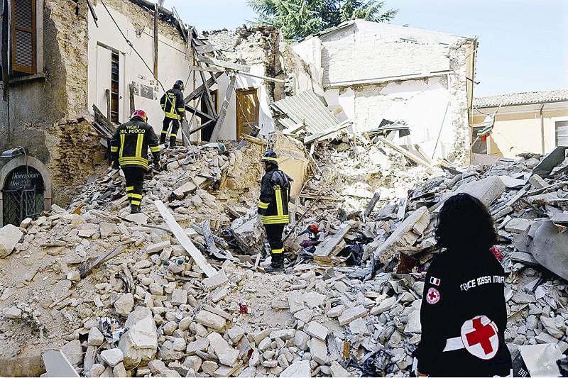 意大利7名科学家被控过失杀人