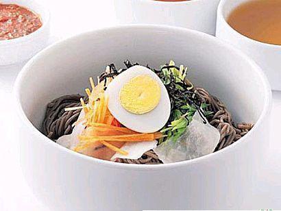 春川:烤鸡排+荞麦面