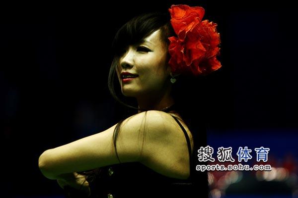 美丽的舞者