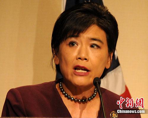 美参众两院提出排华道歉案 赵美心吁华人支持闯关