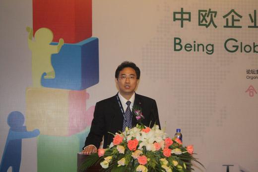 杜邦可持续解决方案部大中国区总经理邹飈