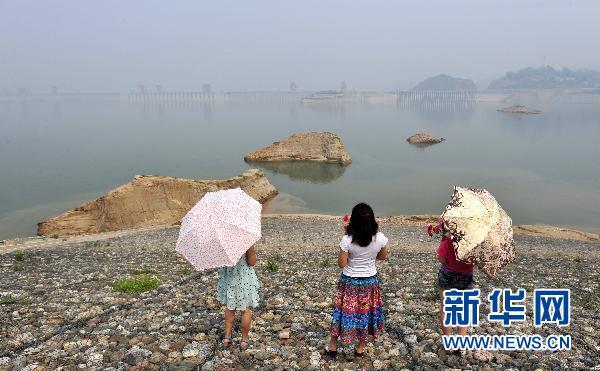 大旱致长江五省166千公顷绝收 引发粮食减产担忧