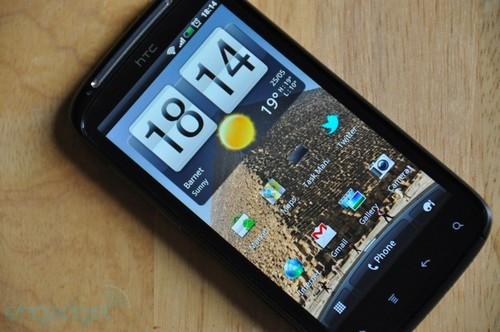 HTC Sensation显示效果非常细腻